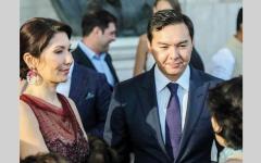 الصورة: بريطانيا تحقق مع حفيد رئيس كازاخستان السابق في شبهة فساد