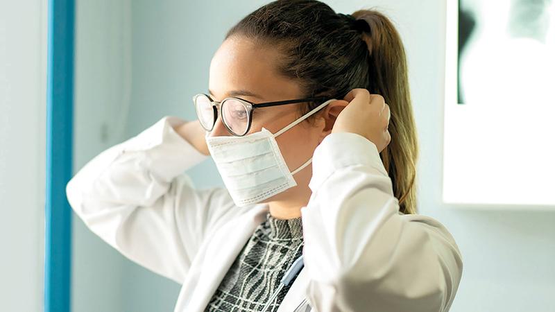 تفعيل أنظمة الإنذار المبكر نجح في اكتشاف الحالات المصابة بالفيروس ومنع انتشاره.من المصدر
