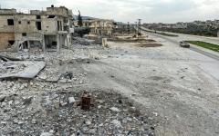 الصورة: أنقرة: المواقع التركية باقية في إدلب بعد اتفاق الهدنة