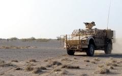 الصورة: ترتيبات عسكرية يمنية لتحريك مختلف جبهات القتال ضد الحوثي