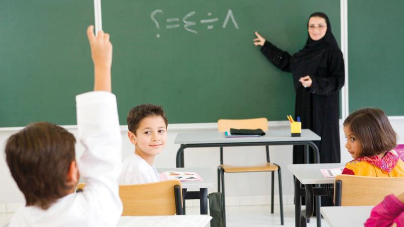 يوم الطفل الإماراتي يصادف 15 مارس من كل عام. أرشيفية