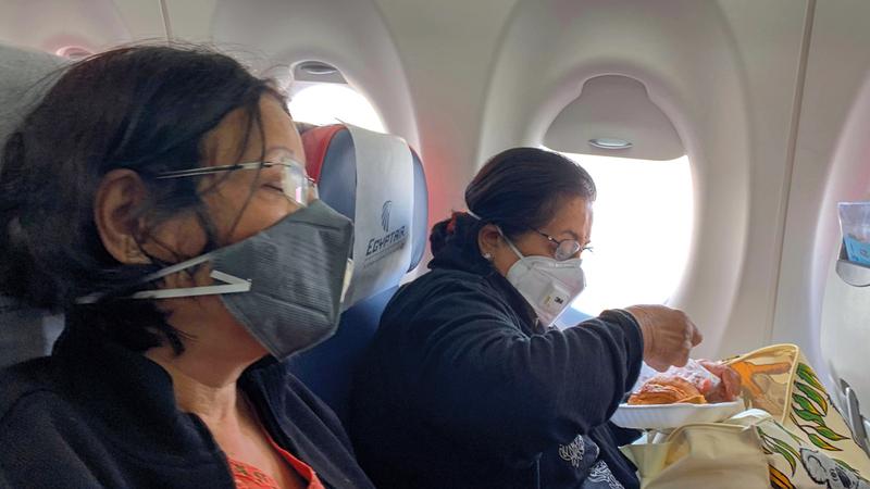 قطاع الطيران مهدّد بتكبد خسائر كبيرة بسبب فيروس «كورونا». رويترز