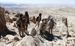 الصورة: القوات المشتركة تُحبط هجمات حوثية  في الضالع والحديدة
