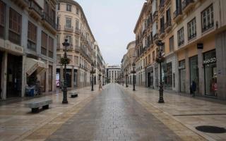 الصورة: بالصور.. شوارع وساحات أوروبا خالية من ضجيج الحياة