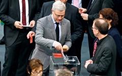 الصورة: سيناريوهات بشأن الزعماء المحتملين لخلافة ميركل فـي قيادة ألمانيا
