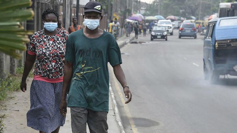 في نيجيريا تزداد حملات التوعية ضد أخطار الفيروس.   أرشيفية