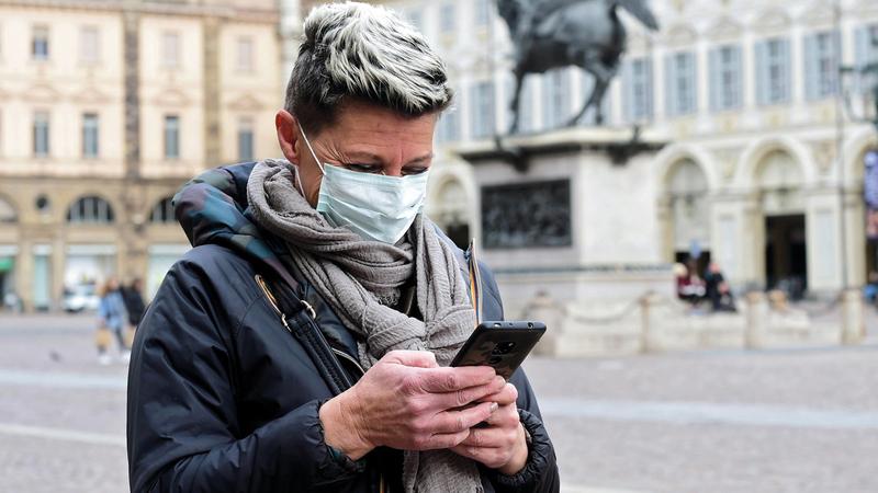الأزمة الصحية كشفت عدم التنسيق الأوروبي.  رويترز