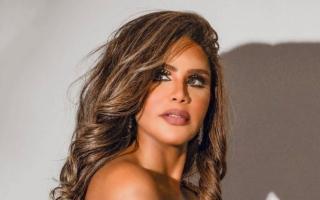 الصورة: هند البحرينية أول فنانة عربية تصاب بفيروس كورونا