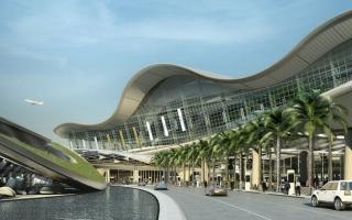 """الصورة: بالفيديو.. مطار أبوظبي الدولي يطلق مبادرة """"الممر السريع لتحويل الرحلات"""" الجديدة لتسهيل رحلات المسافرين"""