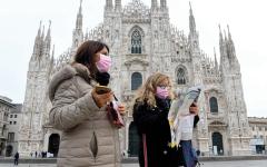 الصورة: أوروبا بحاجة إلى التضامن وأجهزة التنفس والكمامات