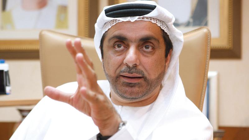 خليفة الدراي:  «الدعم يُظهر مدى التكاتف المجتمعي والتراحم الذي يملأ قلوب الإماراتيين».