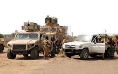 الصورة: الجيش اليمني يواصل تقدمه في الجوف ويحرّر مواقع بـ «الوجف»