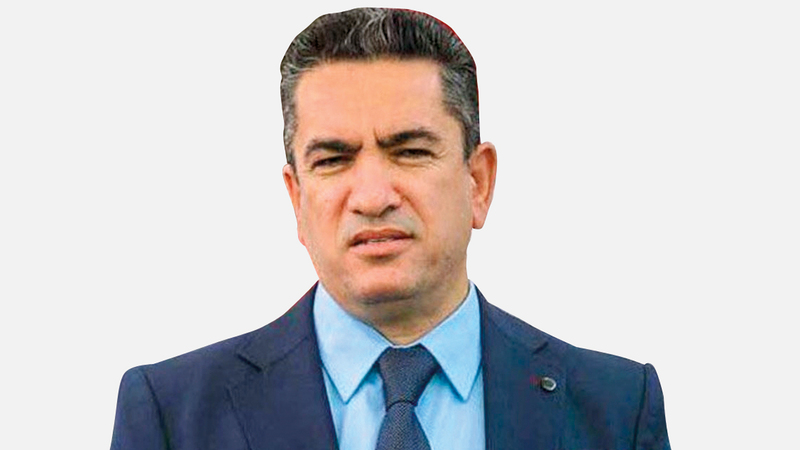 عدنان الزرفي بحاجة إلى تشكيل حكومة قوية بعيدة عن النفوذ الإيراني.  أرشيفية