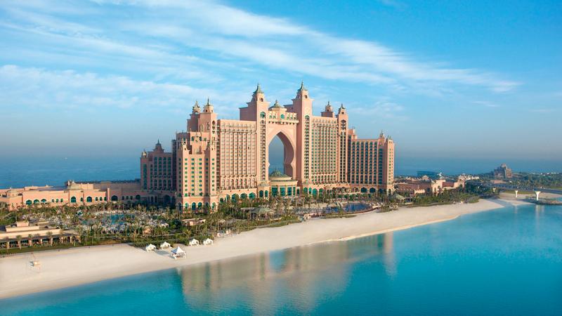 الغرف الفندقية الفاخرة استحوذت على 34% من إجمالي حجم السوق الفندقية في دبي. أرشيفية