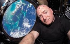 الصورة: رائد فضاء يكشف عن تجربته للتأقلم مع العزل الذاتي