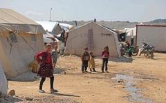 الصورة: الأمم المتحدة تسعى إلى هدنة في سورية وتحرير سجناء واسع النطاق