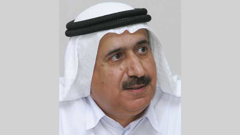 ماجد رحمة الشامسي : رئيس الاتحاد التعاوني الاستهلاكي