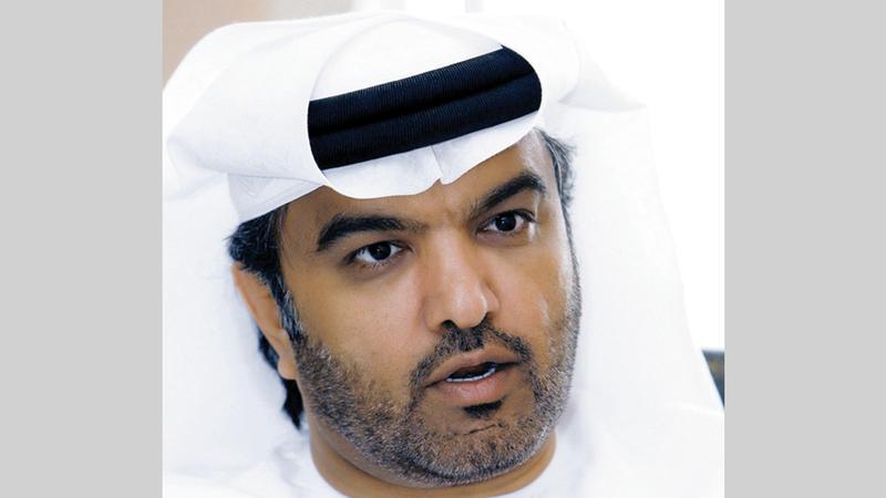 رئيس اللجنة يوسف السهلاوي.  من المصدر