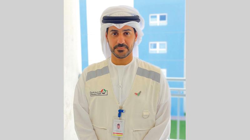 الدكتور فيصل الأحبابي:  لن نصل إلى شيء ولن نرفع مستوى جاهزيتنا إلا بالعمل والجهد والصبر.