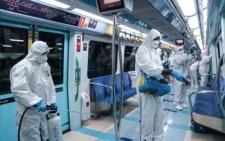 «طرق دبي»: مستمرون بتقديم خدمة المواصلات العامة.. وهي آمنة للفئات المضطرة لاستخدامها