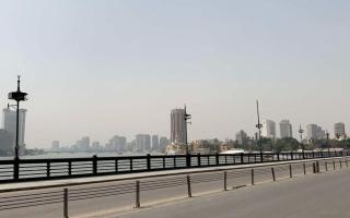 """الصورة: بالصور.. هكذا تظهر شوارع القاهرة """"المزدحمة"""" في هذه الأوقات"""