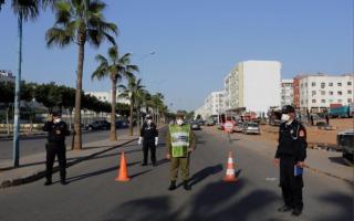 """الصورة: المغرب.. ارتفاع عدد حالات الإصابة بـ """"كورونا"""" إلى 463"""
