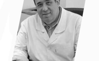 الصورة: تفاصيل أول وفاة لطبيب مصري بفيروس كورونا