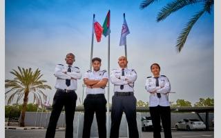 """الصورة: 4 إجراءات لتعامل حراس الأمن بدبي مع المشتبه في إصابتهم بـ """"كورونا"""""""
