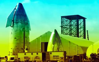 """الصورة: بالفيديو.. قصة انفجار مركبة الفضاء """"سبيس اكس"""" الشهر الماضي"""