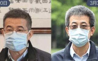 الصورة: شاهد... ما فعلهُ فيروس كورونا بطبيب صيني