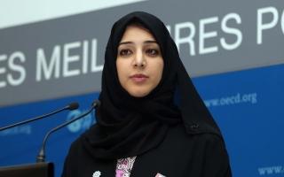 الصورة: ريم الهاشمي: علينا تغيير تاريخ افتتاح «إكسبو 2020 دبي» لنكون مع أصدقائنا في العالم