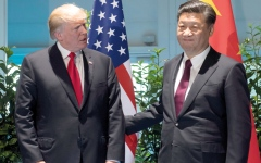 الصورة: الولايات المتحدة والصين يمكنهما التعاون لقهر وباء «كورونا»