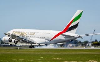 """الصورة: """"طيران الإمارات"""": نشغل رحلاتنا إلى 9 وجهات ونتطلع لإعادة ربط دبي بالعالم"""