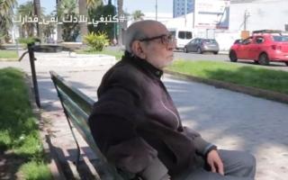 الصورة: نجل الفنان المصري محمد عبدالمطلب يناشد ملك المغرب: أنا في الشارع