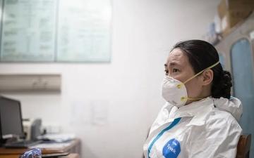 الصورة: اختفاء أول طبيبة صينية نبهت إلى انتشار فيروس كورونا