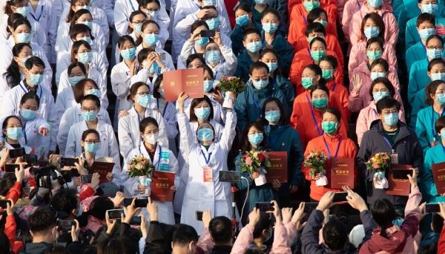 هكذا منعت الصين إصابة 700 ألف شخص بفيروس كورونا