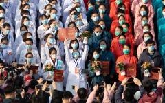الصورة: هكذا منعت الصين إصابة 700 ألف شخص بفيروس كورونا