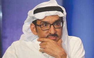 الصورة: بالفيديو.. عبدالله السدحان حلاق خصوصي بسبب كورونا