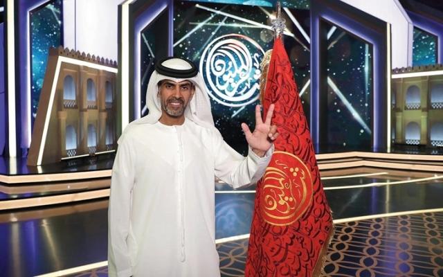 الصورة: «شاعر المليون» إماراتي: الناموس ليس غريباً على الإمارات