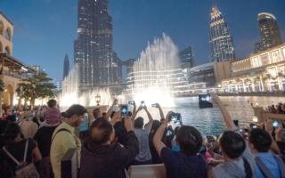 141 مليار درهم إنفاق السياح الدوليين بالإمارات في 2019