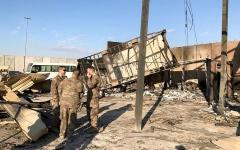 الصورة: طهران تحذّر واشنطن بعد نشرها منظومة صواريخ باتريوت في العراق