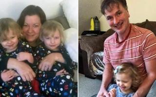 """الصورة: بريطاني يقتل زوجته وطفلتيه ثم ينتحر بسبب"""" كورونا"""""""