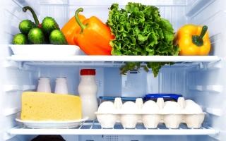 الصورة: نصائح للحفاظ على الطعام طازجاً في الثلاجة لمدة أطول
