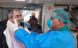 """الصورة: سورية.. تسجيل 6 حالات إصابة جديدة بـ """"كورونا"""""""
