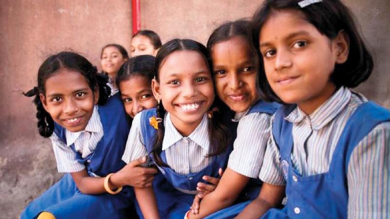 الأطفال في مدارس هندية يواجهون صعوبات في التعلم. ■ أرشيفية