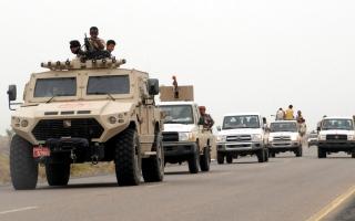 الصورة: الجيش اليمني يستكمل تحرير هيلان مأرب ويتقدّم في الجوف