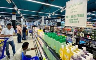 الصورة: «الاقتصاد»: 5% حداً أقصى لهامش ربح الصيدليات من «المعقمات»