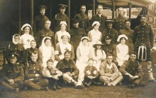 الصورة: 100 عام على آخر مرة استخدمت فيها الملاعب الرياضية كمستشفيات