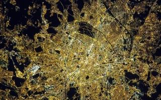 الصورة: بالصور.. لقطات مدهشة للأرض من الفضاء