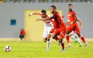 إصابة لاعب بالدوري المصري بالرباط الصليبي في منزله